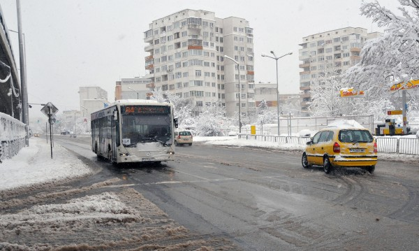 По-малко жертви на катастрофи в София през 2016 г.