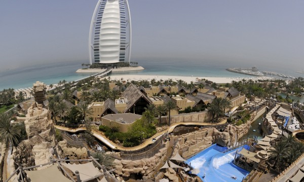 Дубай – царството на увеселителните паркове
