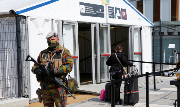Летището в Брюксел изгуби 1,7 млн. пътници