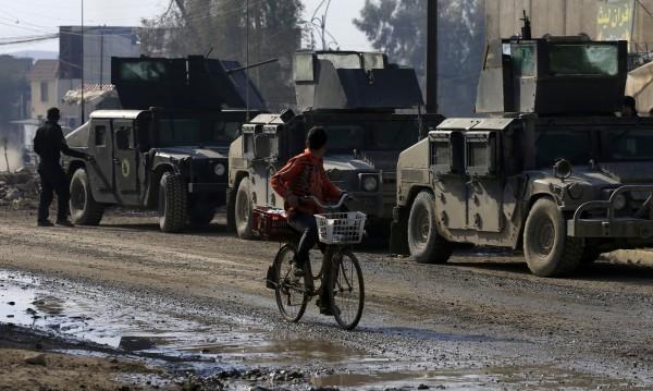 Камионите бомби – демоде за Ислямска държава в Мосул