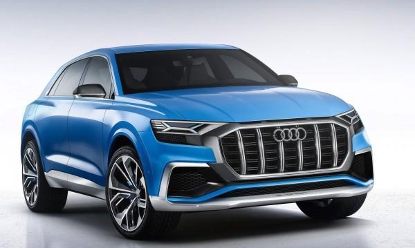 Показаха го! Ето най-луксозното Audi