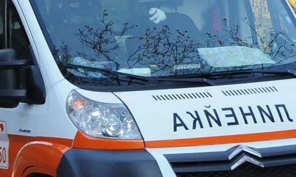 Дете пострада сериозно при взрив на печка на дърва