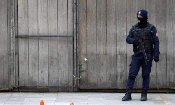Полицаи застреляха предполагаем атентатор в Турция