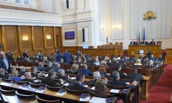 Международно и природно: Без Борисов в НС
