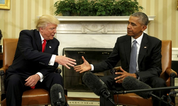 Външнополитическото наследство на Обама застрашено от Тръмп