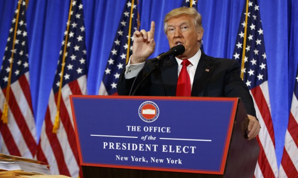 Тръмп: Путин не е трябвало да хаква, не ще го прави повече