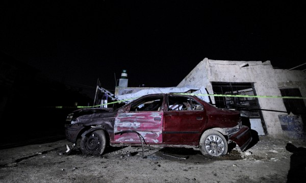 Най-малко осем загинали в самоубийствен атентат в Дамаск