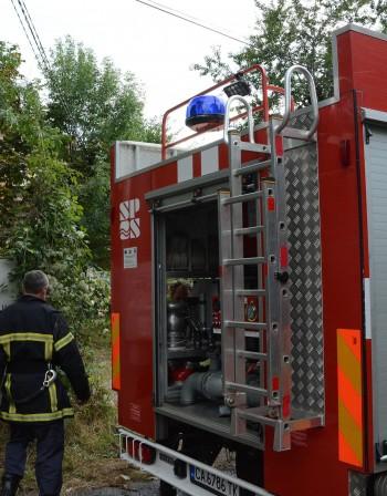 Възрастна жена почина при пожар в дома си в Хасковско