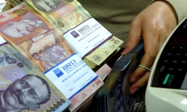 Средната брутна заплата в Румъния – 3005 леи (1308 лева)
