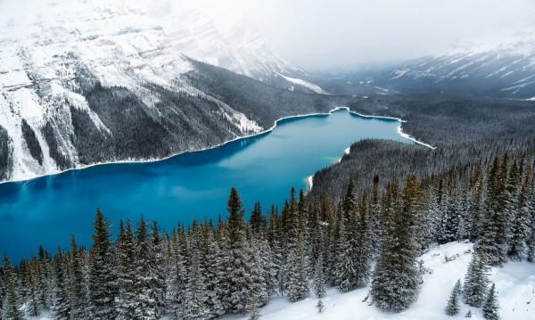 Красотата на Северна Америка