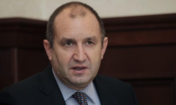 Радев е за отмяна на санкциите на ЕС към Русия