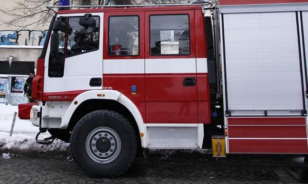 """Пожар горя в заведение близо до НБУ в """"Овча купел"""""""