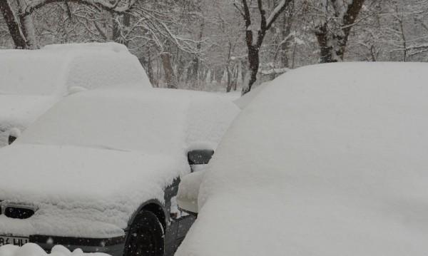 103 снегорина бродят из София, чистят новия сняг