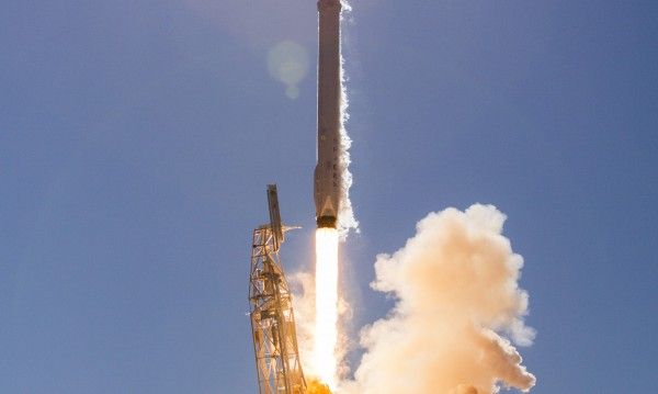 Изстрелването на най-компактната ракета се провали