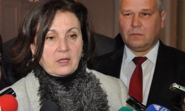 Бъчварова отчете спад на престъпленията във Варна