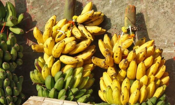 Бананите помагат за красотата