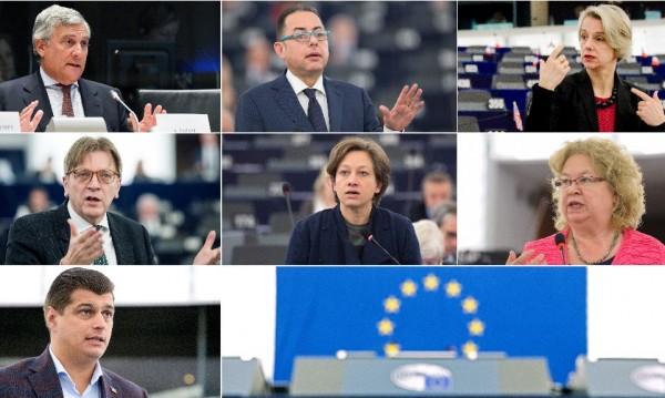 Курумбашев с късмет: Избира шеф на ЕП в първия си ден