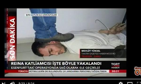 Турция потвърди: Заловен е атентаторът от Нова година