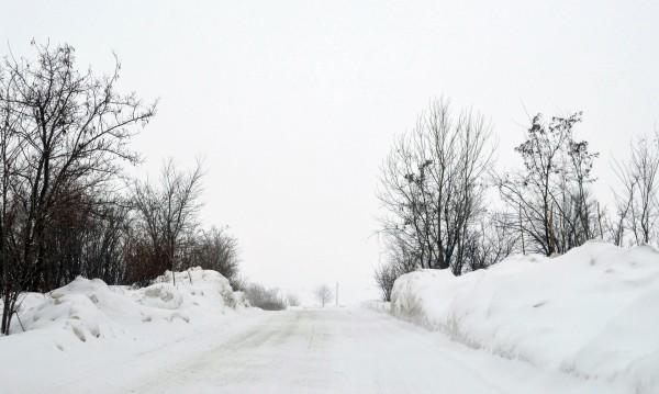 """Заради снега: Ограничиха скоростта по част от """"Тракия"""""""