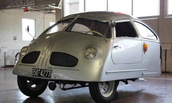 Hoffmann от 1951-ва... Що за кола е това?