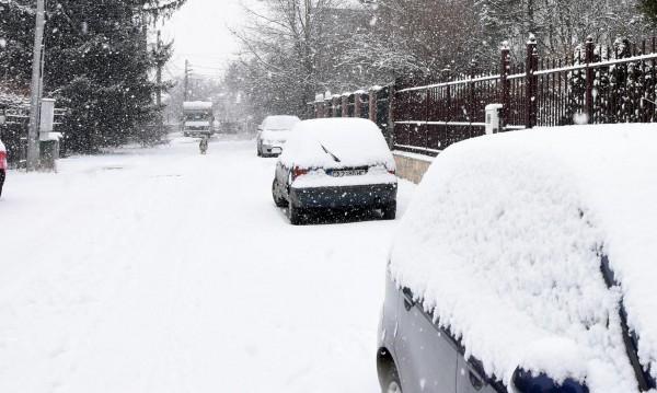 Наказват фирмите за непочистения сняг в София