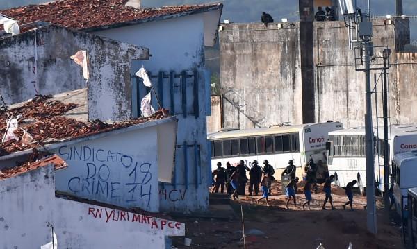 Нов бунт в бразилски затвор, има убити и ранени