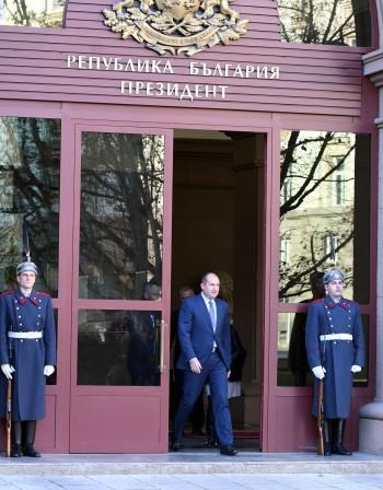 България има нов президент! Радев и Йотова се заклеха