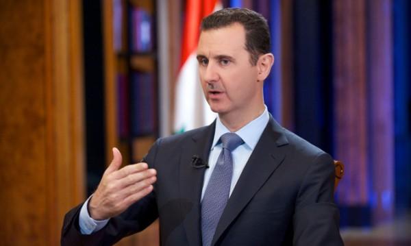 Асад се надява Тръмп да стане съюзник на Сирия