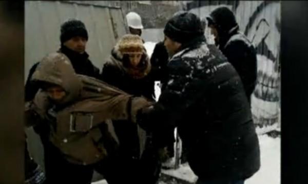"""Отново протест срещу строеж в """"Младост"""", този път с насилие"""