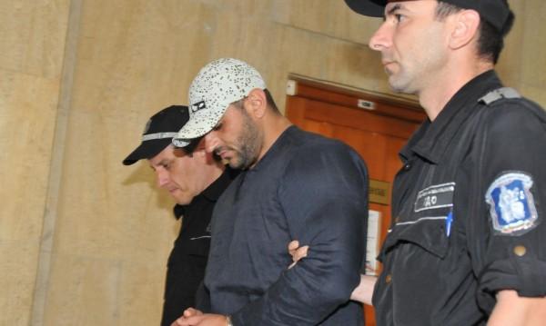 Съдът остави стрелеца на Митьо Очите в ареста