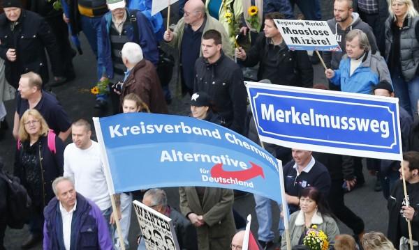 """""""Алтернатива за Германия"""" се отърва, службите ги пожалиха"""