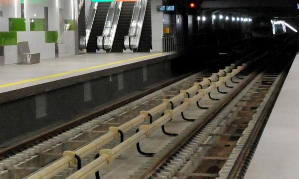"""Къртицата за метрото поема към моста """"Чавдар"""""""