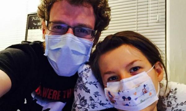 Невъзможният брак на Йохана и Скот: Тя е алергична към него