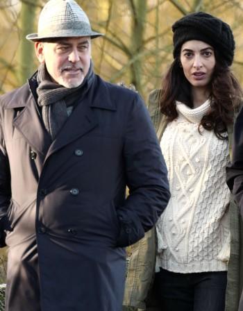 Джордж Клуни и Амал очакват син и дъщеря