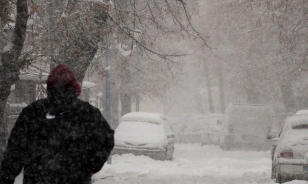 Опасно студено в събота, живакът пада до -15°