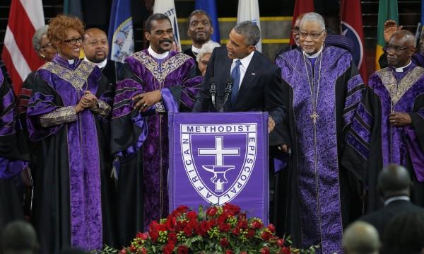 Обама – нормалният, уравновесеният, готиният президент