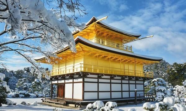 Киото – история, запазена в храмове и светилища