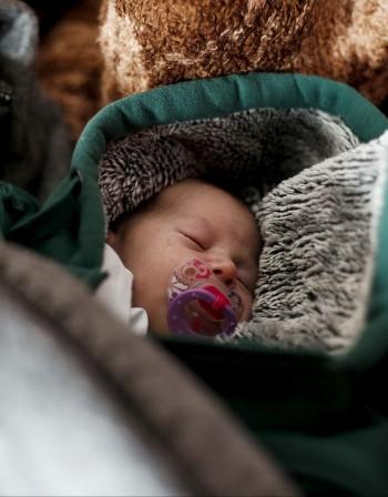 Първата седмица на новороденото