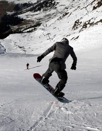 Спортуване в снега – няколко доказани ползи