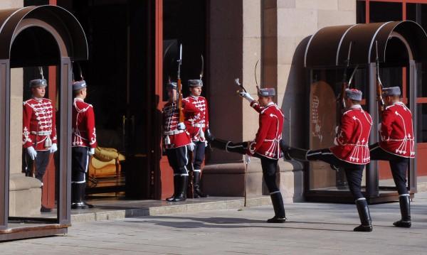 Криза за гвардейци, една трета от местата остават незаети