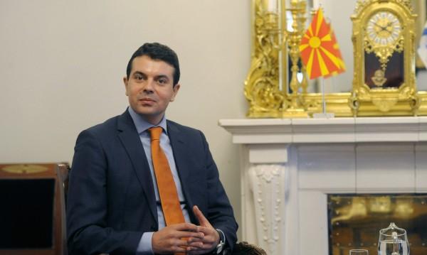 Скопие с критики към Росен Плевнелиев заради македонизма