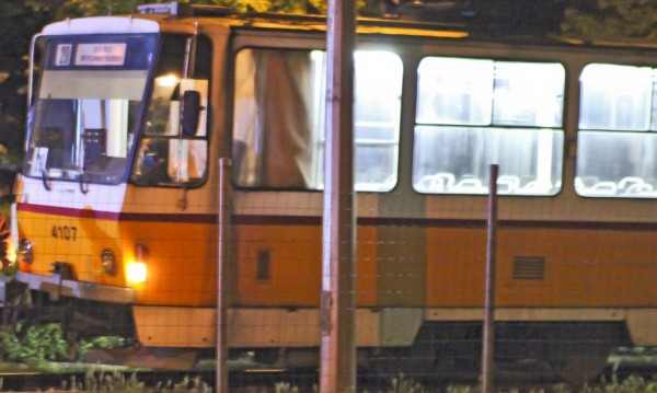 Фашисти бият с тръби комунисти в трамвай №20. Присъда!?