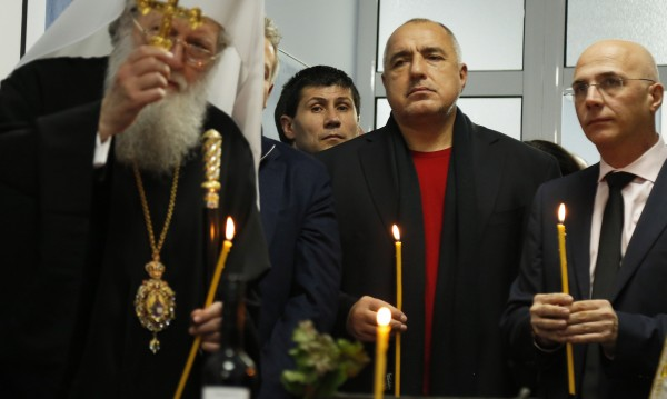 Борисов срещу БСП пак: Помним Виденов и Орешарски!