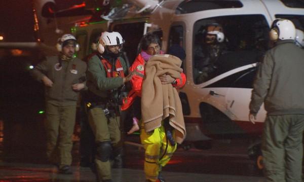 14 са вече жертвите от затрупания от лавина хотел в Италия