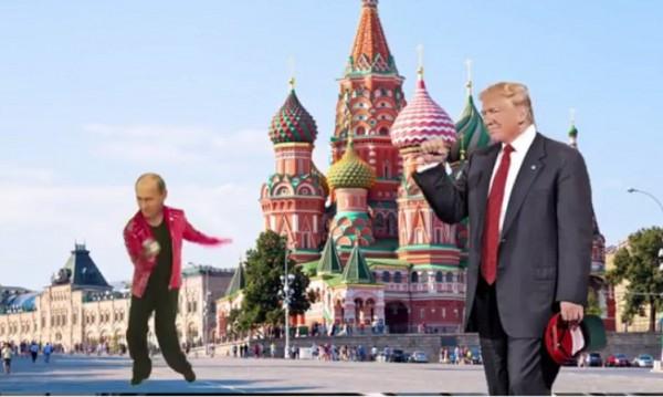 Тръмп пропя частушки след хакерска атака