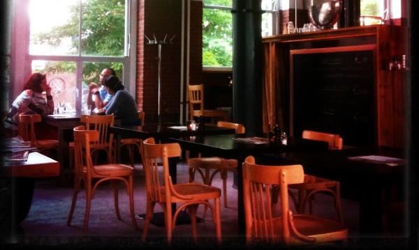 Преминаващ... плъх в ресторант: $30 отстъпка от сметката