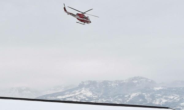 Хеликоптер на спасителните служби падна в Централна Италия