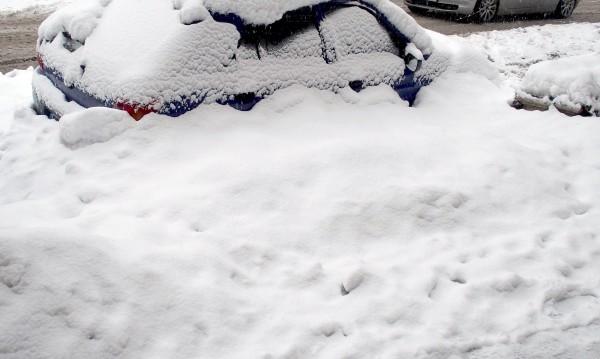 Друго и да няма – сняг поне има!