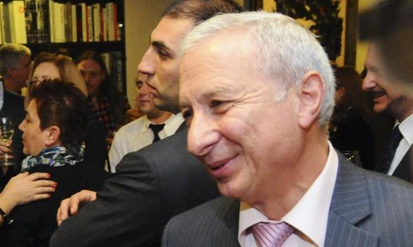 Новият премиер уважи Паси, отиде на представяне на книгата му