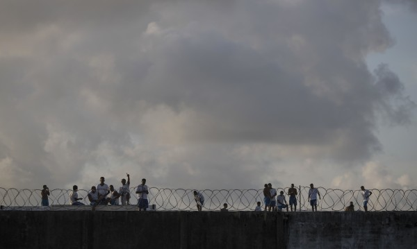 200 затворници избягаха от бразилски затвор след бунт